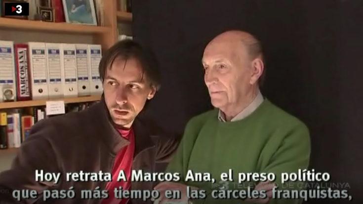 Jean-Yves Gargadennec et Marcos Ana